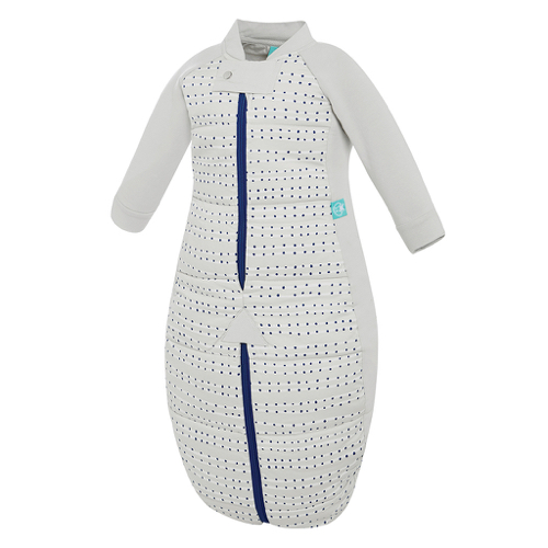 SACOS DE DORMIR CON PIERNAS/ SLEEPING SUITS 3,5 TOG Size: 2-12 MESES  Color: BLUE DOT