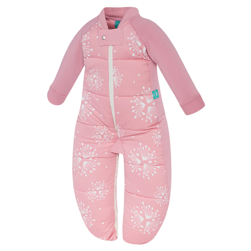 SACOS DE DORMIR CON PIERNAS/ SLEEPING SUITS 3,5 TOG Size: 2-12 MESES  Color: DANDELION