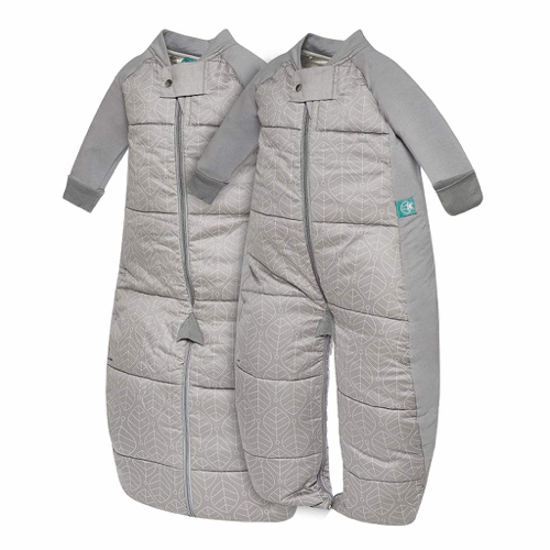SACOS DE DORMIR CON PIERNAS/ SLEEPING SUITS 3,5 TOG Size: 2-12 MESES  Color: GREY LEAF