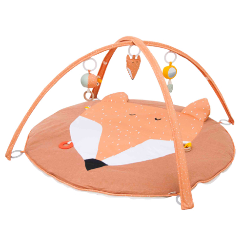 ACTIVITY PLAY MAT WITH ARCHES Color: FOX
