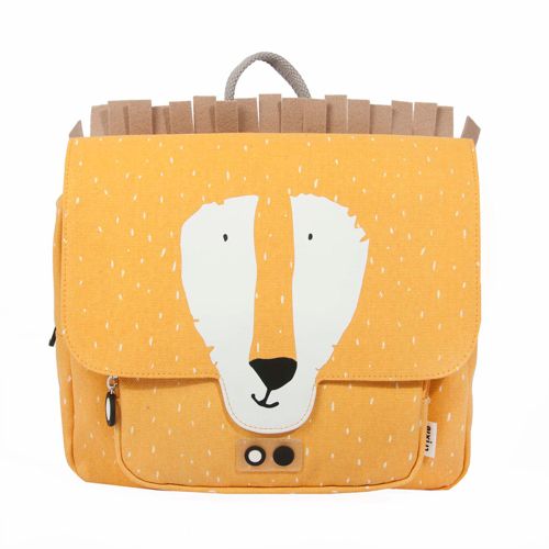 CARTERA /SATCHEL ANIMALES Color: LEON
