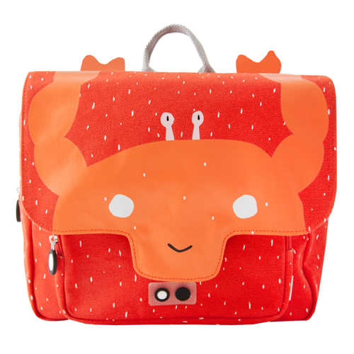 CARTERA /SATCHEL ANIMALES Color: CRAB