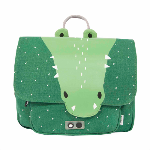 CARTERA /SATCHEL ANIMALES Color: CROCODILES