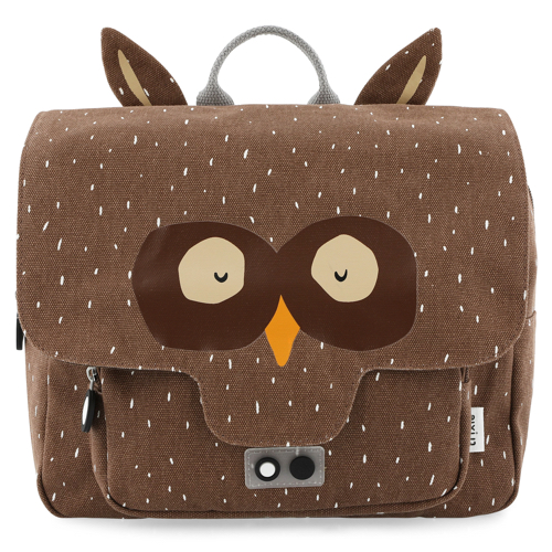CARTERA /SATCHEL ANIMALES Color: OWL 206