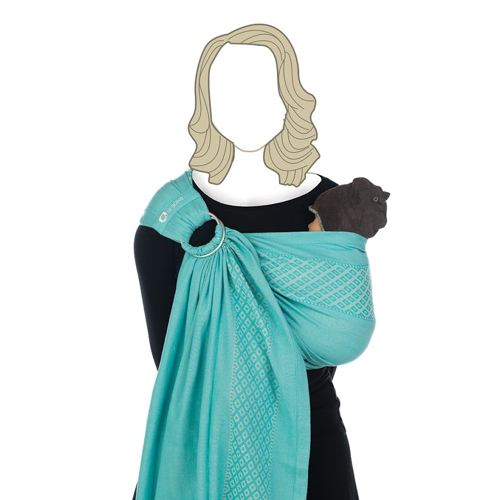 BBSLING Color: TURQUOISE