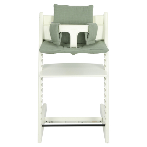 COJIN PARA HIGHCHAIR Color: 50 BLISS OLIVE  MODELO: COJIN HIGHCHAIR
