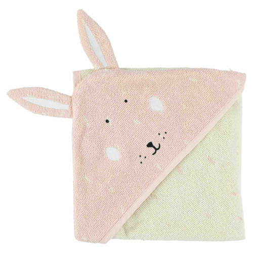 ANIMAL HOODED TOWEL (75X75CM)/Toalla capa